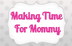 Making Time for Mommy Logo