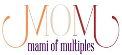 Mami of Multiples Logo