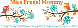 Miss Frugal Mommy Logo