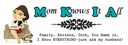 Mom Knows It All Logo