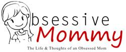 Obsessive Mommy Logo