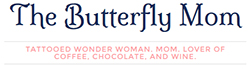 The Butterfly Mom Logo