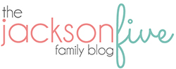The Jackson Five Family Blog Logo