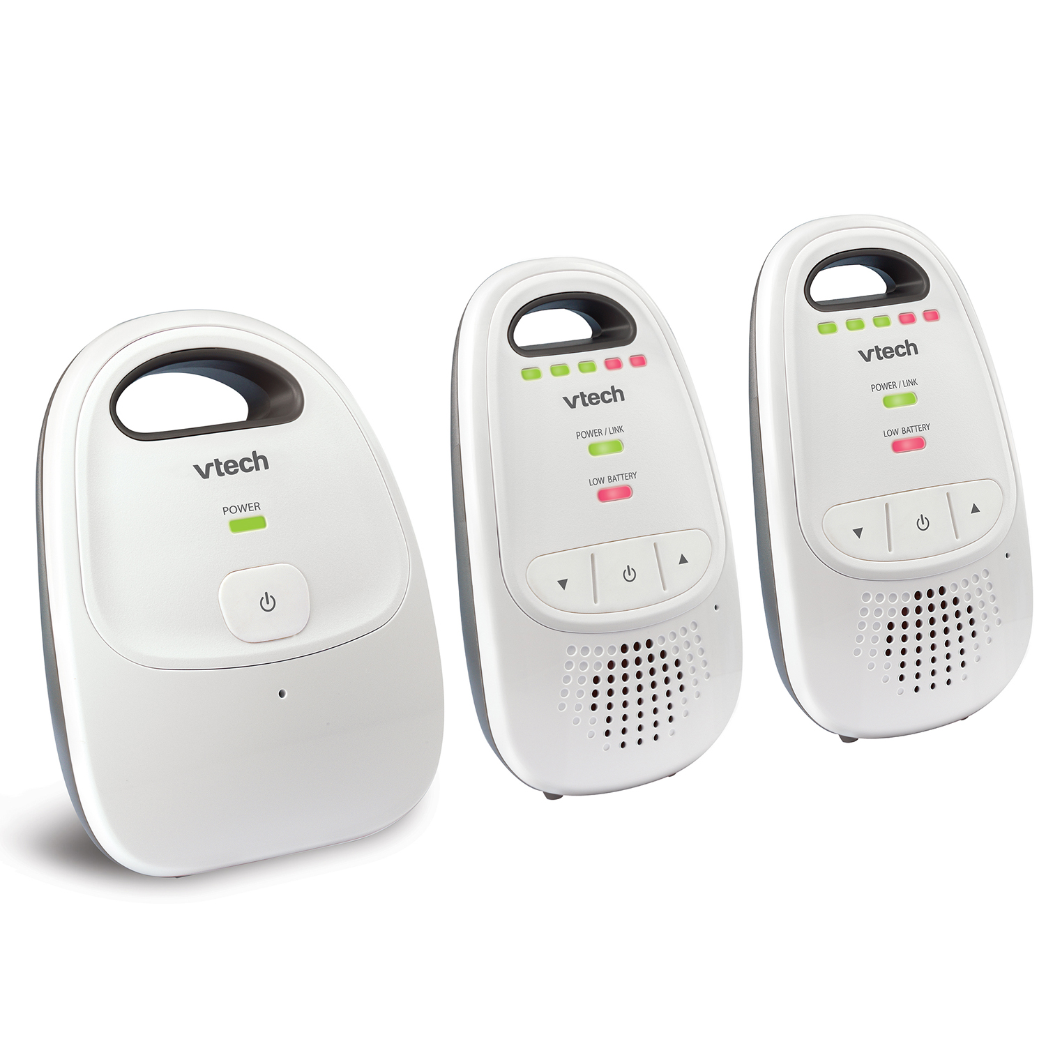 Baby Monitor - Digital Audio Baby Monitor with Two Parent