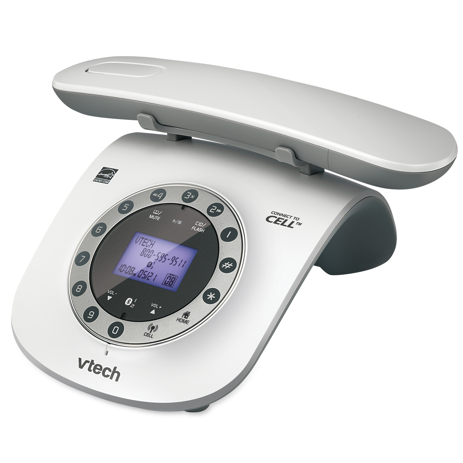 Vtech Retro Phone With Connect To Cell