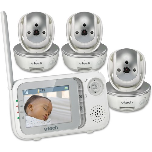 Baby Monitor Official Vtech 174 Audio And Video Baby Monitors