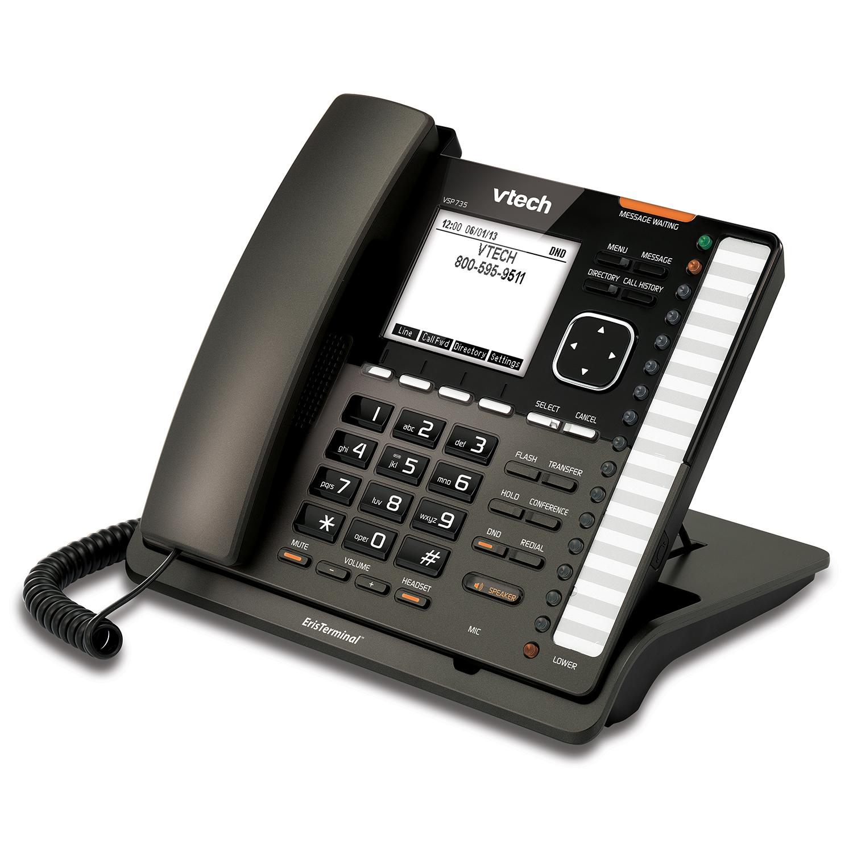 ErisTerminal SIP Deskset VSP735A   Official VTech United Kingdom