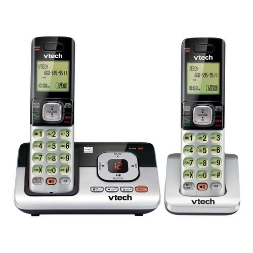 vtech phone answering machine manual