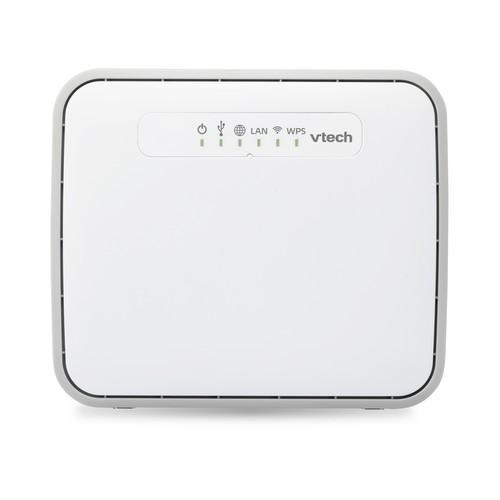Vtech 4 Port N300 Wi Fi Router Vnt832 Vtech 174 Cordless