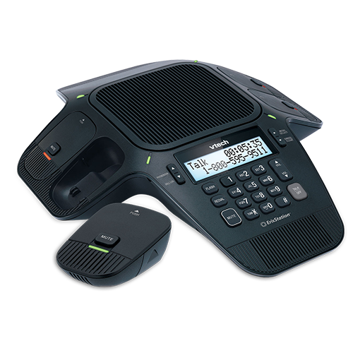 ErisStation™ Conference Phone with Wireless Mics