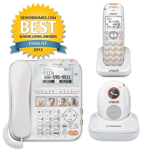 vtech careline answering system giveaway the review stew