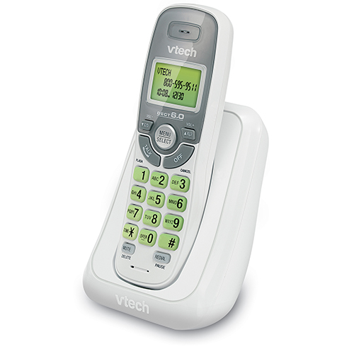 Cordless Phone With Caller Id Call Waiting Cs6114