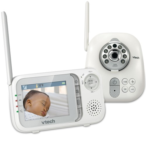 vm321 video baby monitor official vtech baby monitors. Black Bedroom Furniture Sets. Home Design Ideas