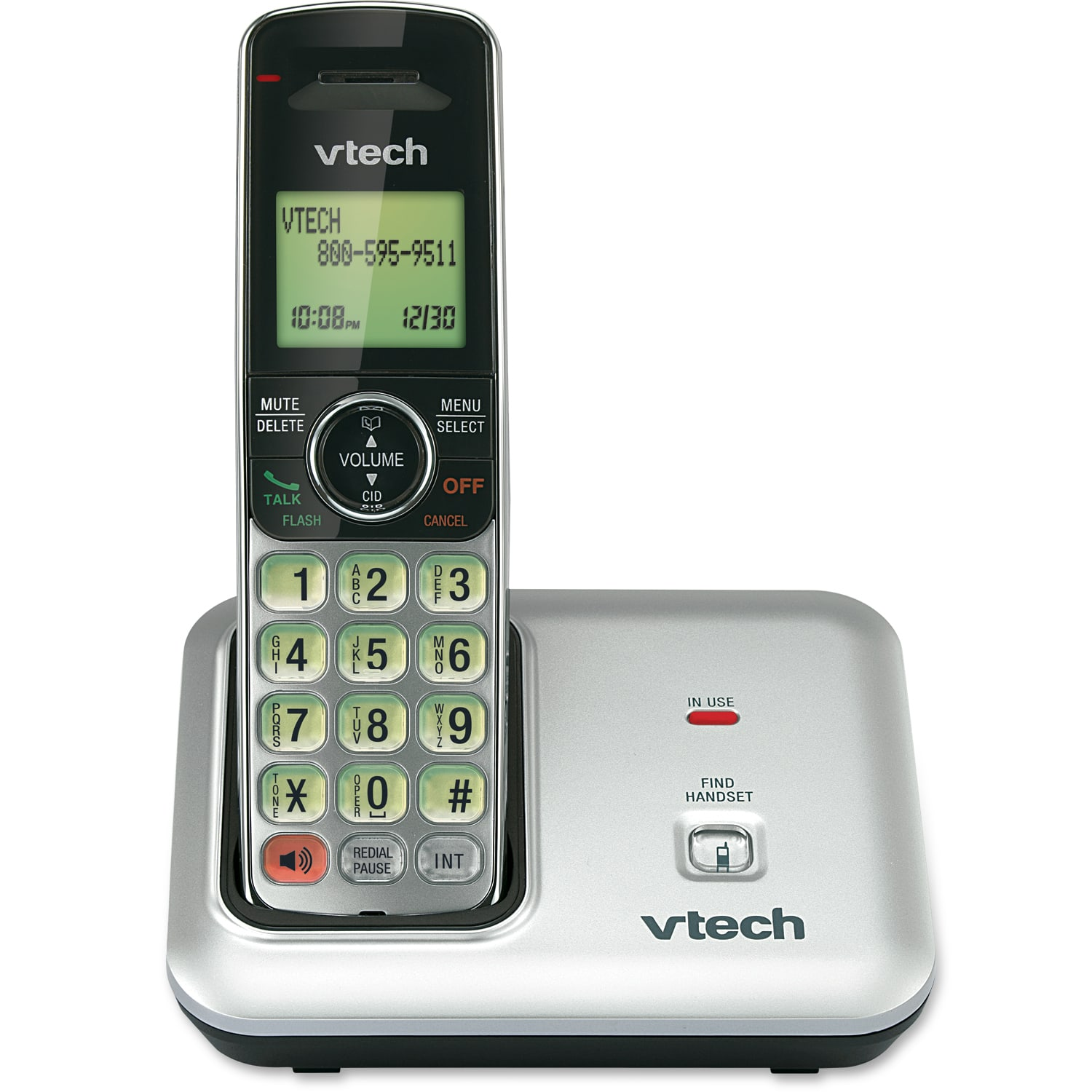 Cordless Phone With Caller Id Call Waiting Cs6419