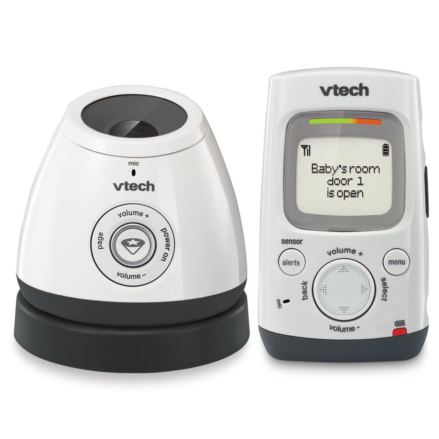 Baby Monitor Digital Audio Baby Monitor With Two Parent