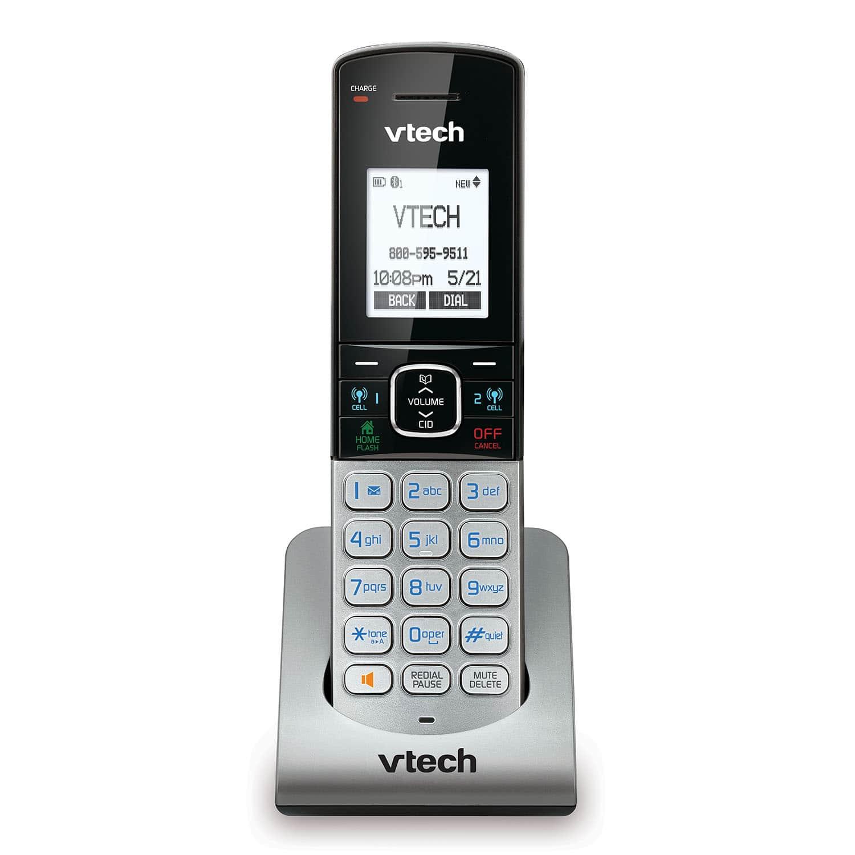 accessory handset with caller id call waiting ds6290 vtech rh vtechphones com vtech model cs6328-3 manual VTech Flip for Phonics