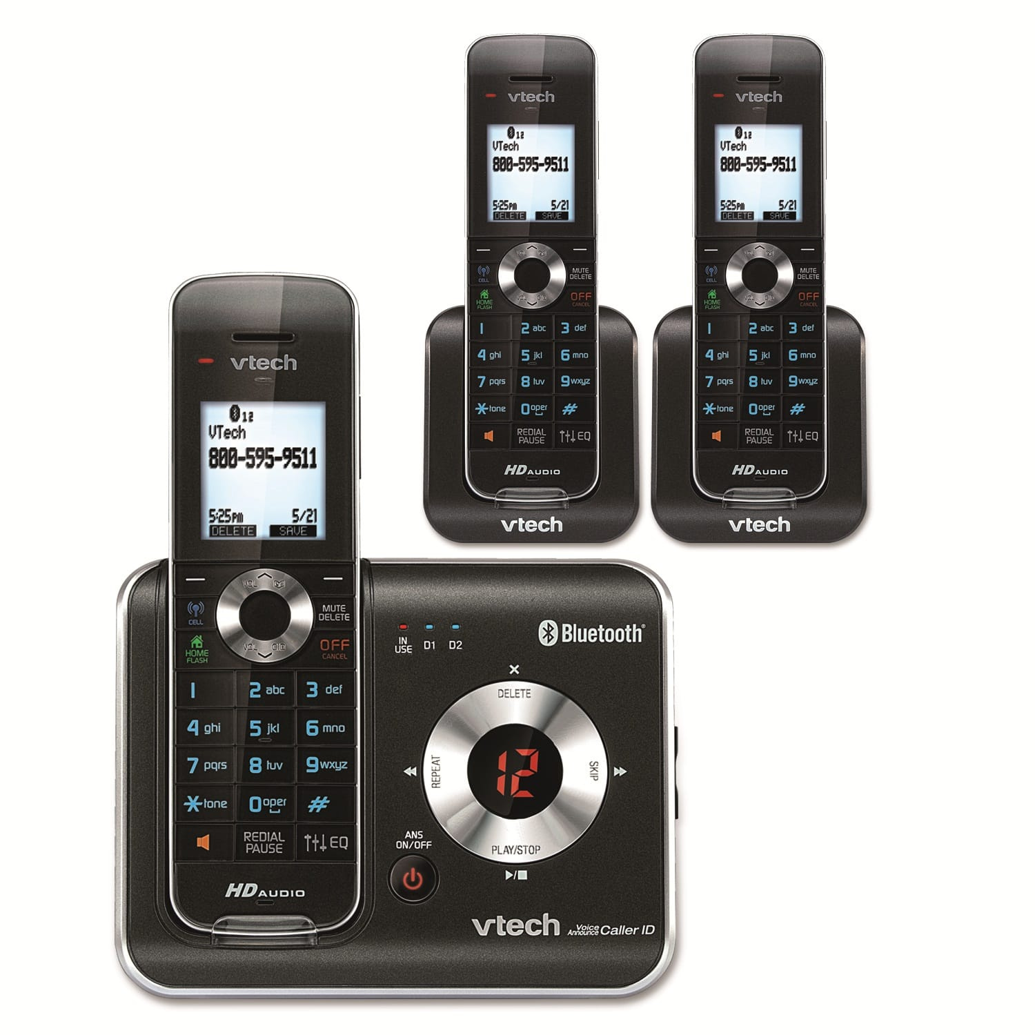 Hook up cell phone to landline
