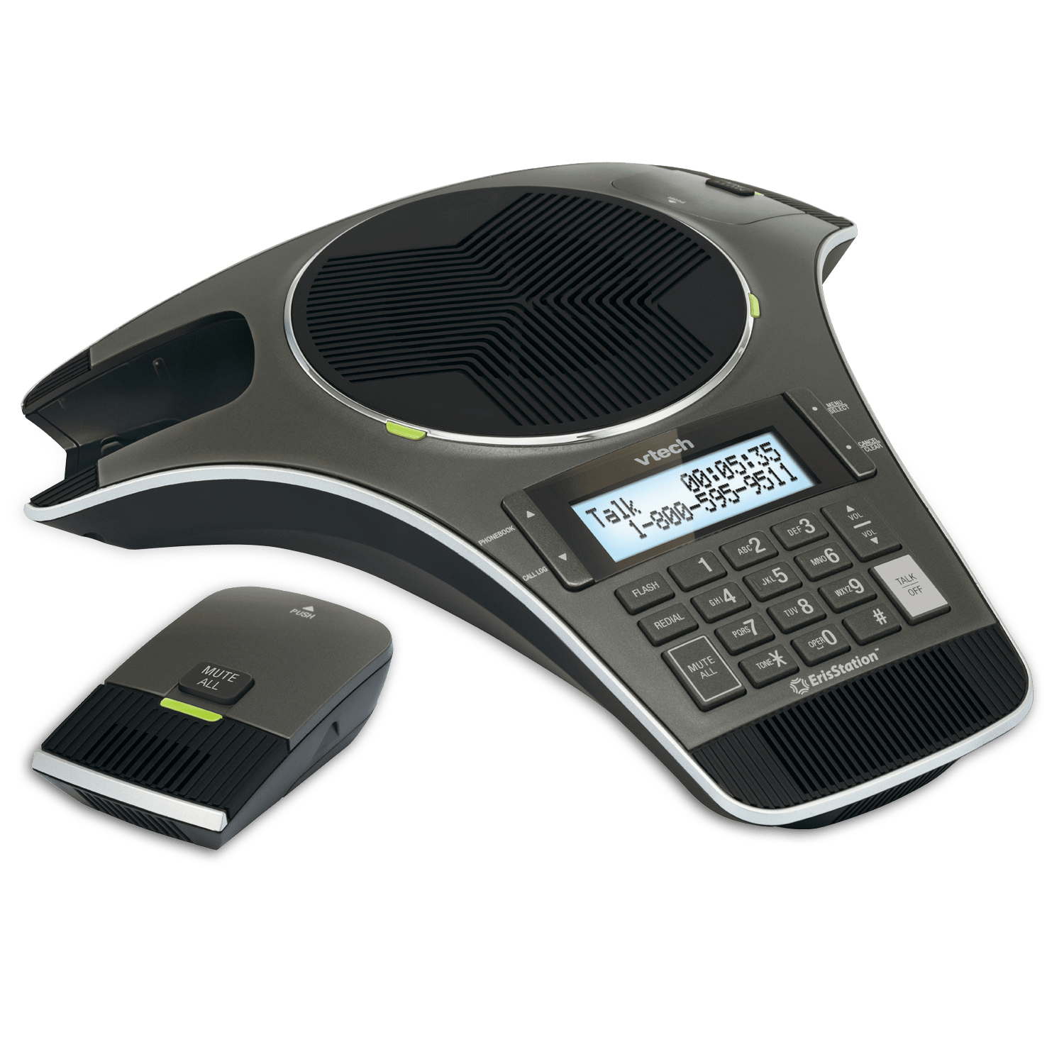 Wireless Polycom Conference Room Phones